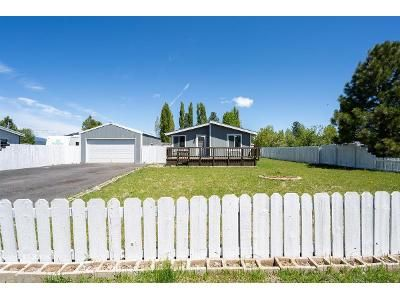3 Bed 2 Bath Foreclosure Property in Klamath Falls, OR 97601 - Meadowbrook Ct