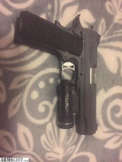 For Sale: Brand New Sig Tac-ops 1911