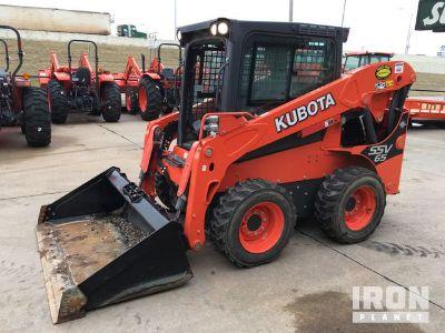 2015 Kubota SSV65 Skid-Steer Loader