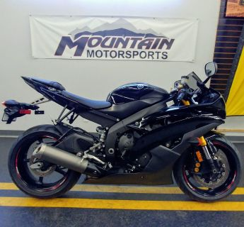 2015 Yamaha YZF-R6 Sport Motorcycles Ontario, CA