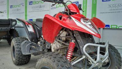 2017 Kymco Mongoose 270 ATV Sport Salinas, CA