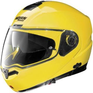 Find Nolan N104 Modular Solid Motorcycle Helmet Cab Yellow X-Large motorcycle in South Houston, Texas, US, for US $404.95