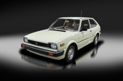 1983 Honda Civic 1300 Hatchback w/ 14,275 Original Miles