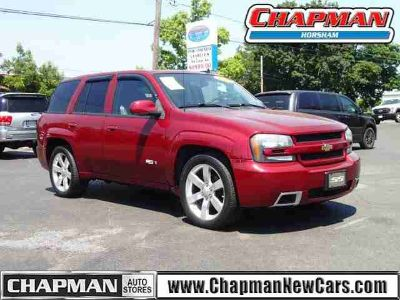 2008 Chevrolet TrailBlazer SS with 3SS