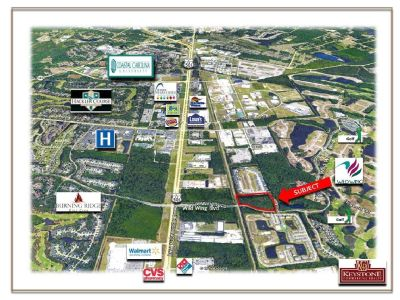 Fairways Tract-7.06 Acres Development Tract-Land for Sale-Conway, SC.