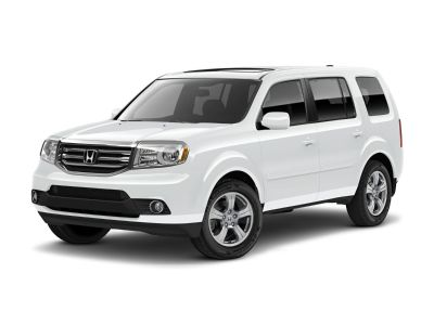 2012 Honda Pilot EX-L (Polished Metal Metallic)