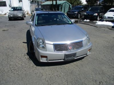 2005 Cadillac CTS Base (Light Platinum)