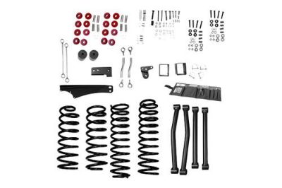 Sell Rugged Ridge 18401.60 - Jeep Wrangler Front Rear Suspension Lift Kit w/o Shocks motorcycle in Suwanee, Georgia, US, for US $720.00