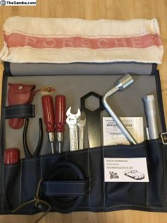 356 B 1960-1961 Tool Kit - Hazet