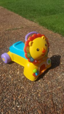 Fisher Price Play, Walk or Ride