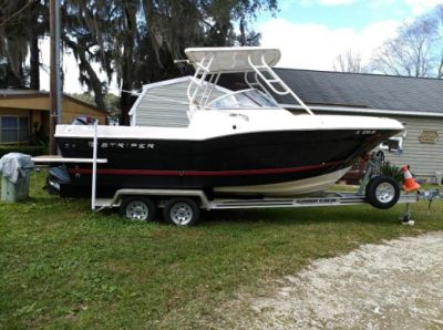 2014 Striper 220 DC Just reduced!