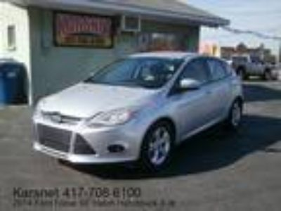 Used 2014 Ford Focus for sale in Joplin