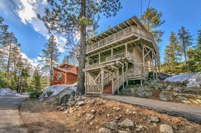 Donner Lake Dream Home