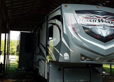 2014 Road Warrior Toy Hauler