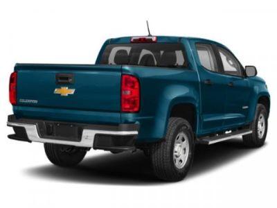 2019 Chevrolet Colorado 2WD Work Truck (Summit White)