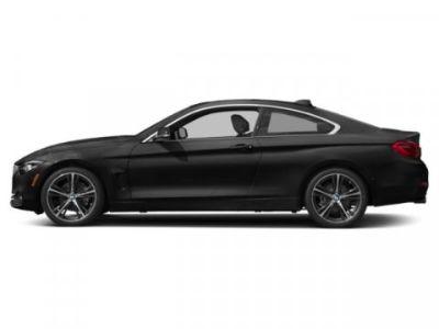 2019 BMW 4 Series 430i xDrive (Black Sapphire Metallic)