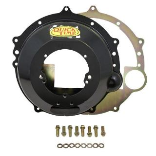 Buy Quick Time RM-8035 SFI Bellhousing LS/SBC Engine to '97-'08 Corvette 4L60E Trans motorcycle in Story City, Iowa, United States, for US $629.95
