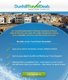 Guide to Discounted Travel Deals