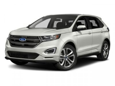 2017 Ford Edge Sport (Blue)