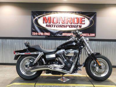 2012 Harley-Davidson Dyna Fat Bob Cruiser Motorcycles Monroe, MI