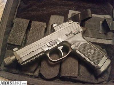 For Sale: WTS/T: FN FNP Tactical 45 w/Vortex Venom