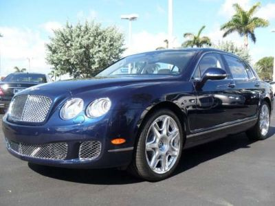 2013 Bentley Continental Flying Spur (Peacock Metallic)