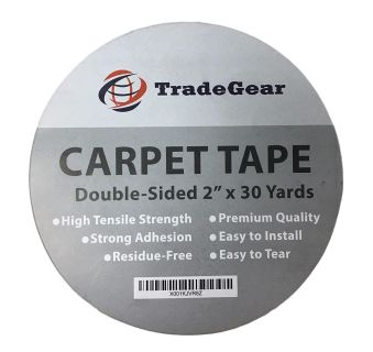 """Double-Sided Carpet Tape 2"""" x 30 Yards"""