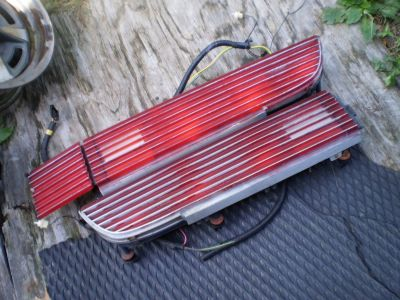 79 80 81 FIREBIRD TRANS AM TAIL LIGHTS 1979 1980 1981 FORMULA RARE OEM 455 400