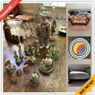 Arlington Moving Online Auction - 22nd..