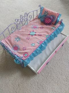 Doll Trundle Bed