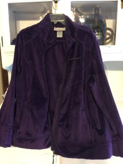 Free Country velour XX-Large Jacket-NEW