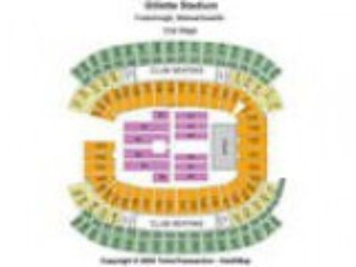 Tickets for New England Patriots vs. Houston Texans at Gillette