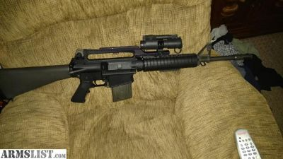 For Sale/Trade: Bushmaster ar10
