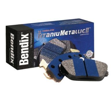 Purchase Bendix MKD769FE Economy Semi-Metallic Brake Pad Set for Medium Truck motorcycle in Azusa, California, United States, for US $106.21
