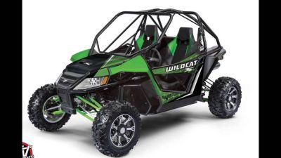 2018 Textron Off Road Wildcat X Sport-Utility ATVs Campbellsville, KY