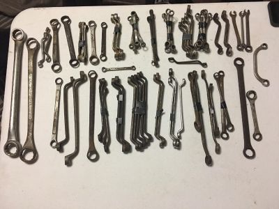 72 Box Wrenches