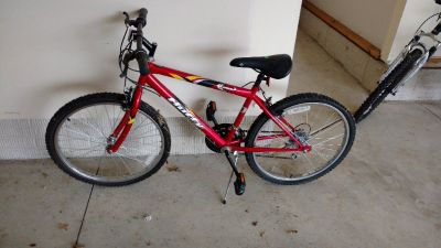 BIKE - HUFFY LOMA, Dark Red, Excellent Condition, Never Used.