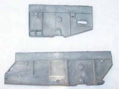 Purchase 1969 Mustang Shelby Mach 1 Boss Grande Cougar XR7 RH Door Window Glass Brackets motorcycle in Tampa, Florida, US, for US $55.00