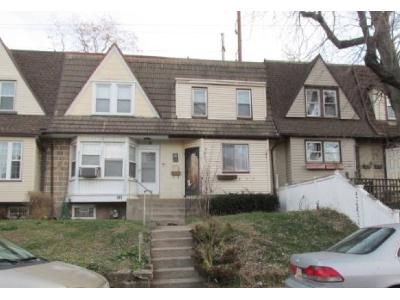 3 Bed 1 Bath Foreclosure Property in Lansdowne, PA 19050 - Coverly Rd