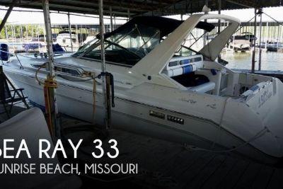 1990 Sea Ray 33