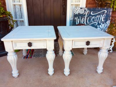 Great end tables