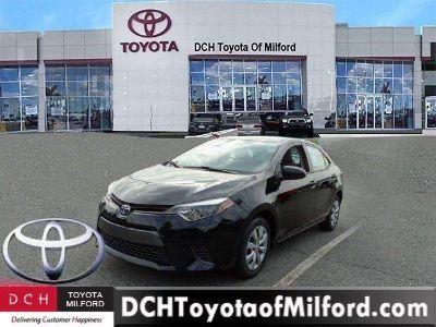 2015 Toyota Corolla L (BLACK SAND PEARL)