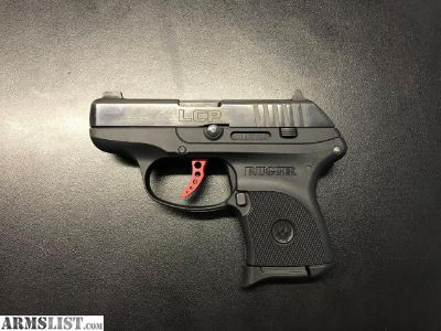 For Sale: Ruger LCP Custom 380 ACP Used