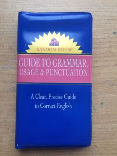 Guide to grammar