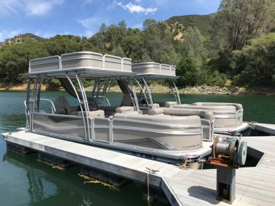 2018 Premier 240 SunSation Pontoons Boats Lakeport, CA