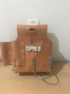 Leather tool holder NWOT $8