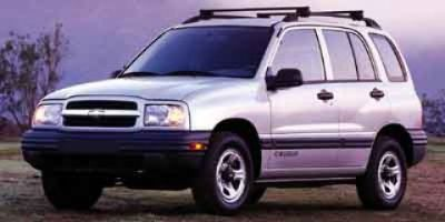 2001 Chevrolet Tracker Base (Silver Metallic)