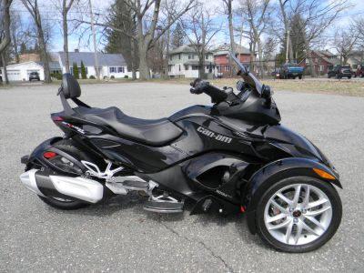 2015 Can-Am Spyder RS SM5 3 Wheel Motorcycle Springfield, MA
