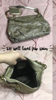 Loved Coach Purses
