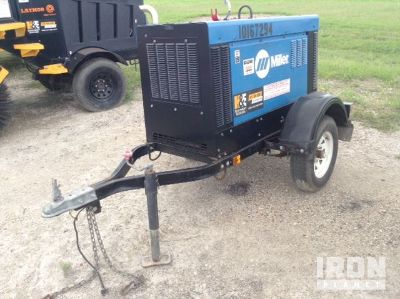 2015 (unverified) Miller Big Blue 400 Pro Engine Driven Welder